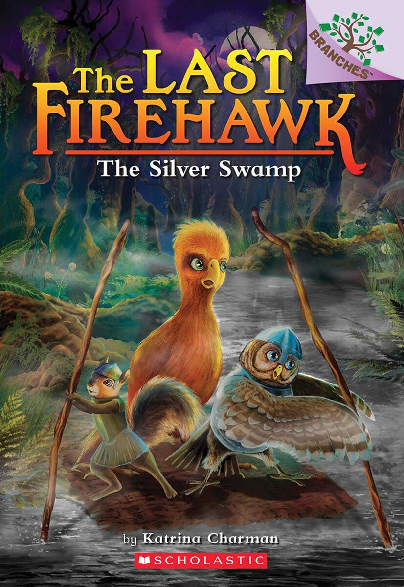 The Last Firehawk #08 : The Silver Swamp