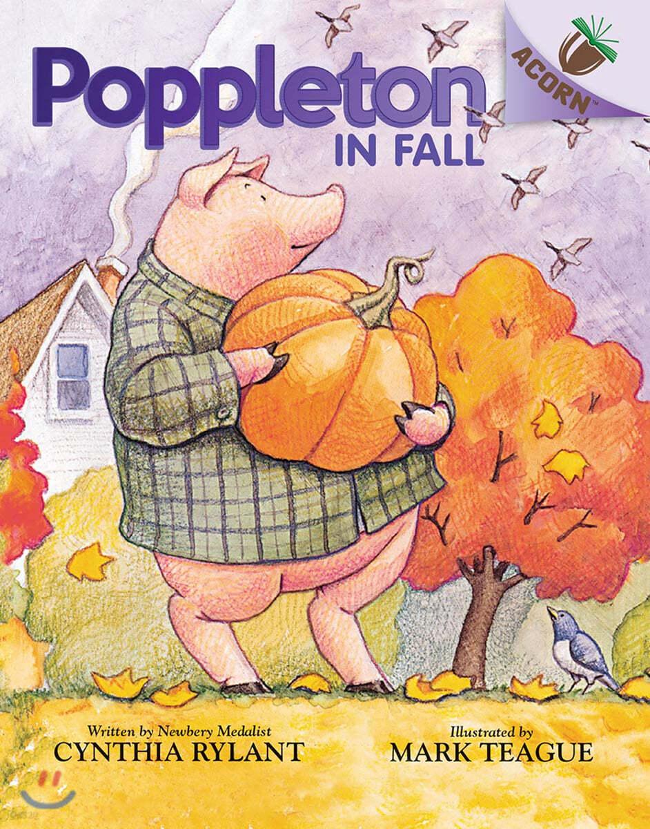 Poppleton #4: Poppleton in Fall