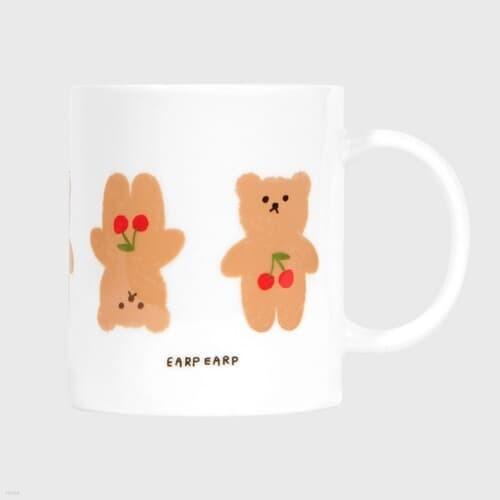dot cherry big bear(머그컵)