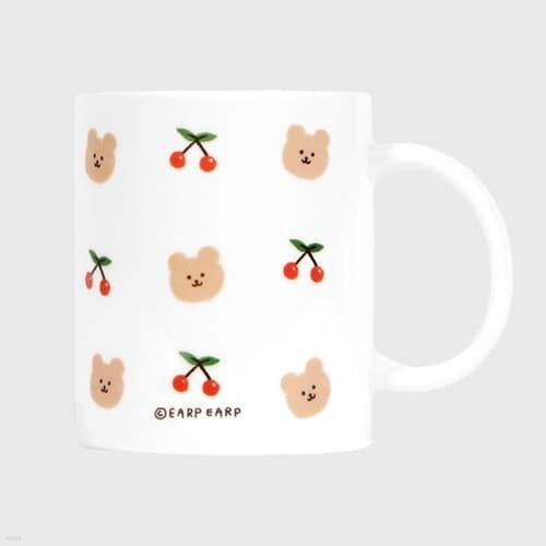 dot cherry bear(머그컵)