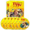 New 말괄량이 삐삐 Pippi Longstocking 6종세트