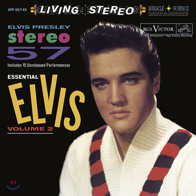 Elvis Presley (엘비스 프레슬리) - Stereo 57: Essential Elvis Volume 2