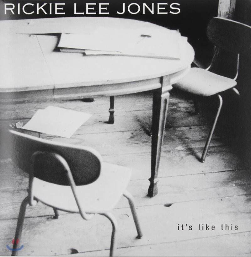 Rickie Lee Jones (리키 리 존스) - It's Like This [2LP]