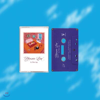 Video Age (비디오 에이지) - 3집 Pleasure Line [카세트테이프]