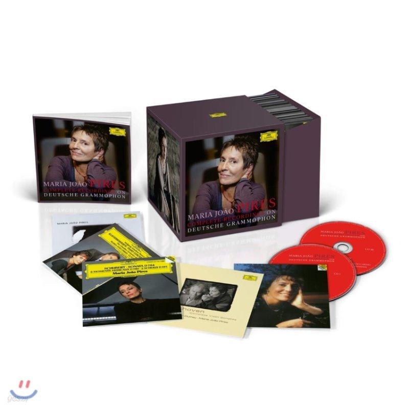 마리아 조앙 피레스 DG 녹음 전집 (Maria Joao Pires - Complete Recordings On Deutsche Grammophon)