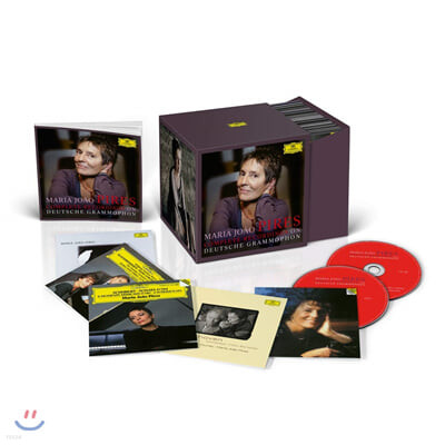 마리아 조앙 피레스 DG 녹음 전집 (Maria Joao Pires - Complete Recordings On Deutsche Grammophon)