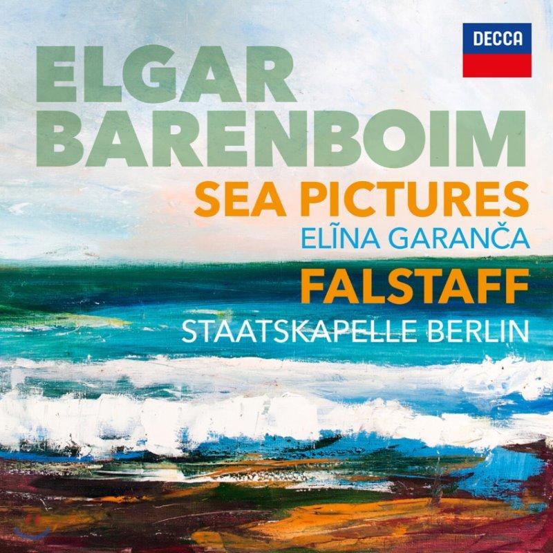 Daniel Barenboim 엘가: 바다풍경, 팔스타프 - 다니엘 바렌보임 (Elgar: Sea Pictures, Falstaff)