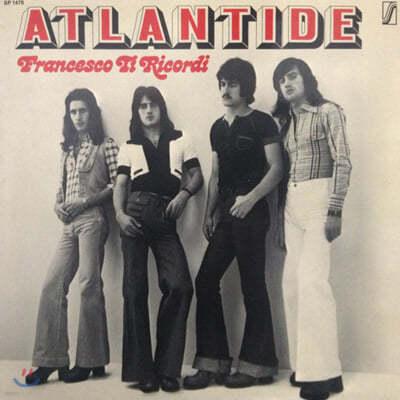 Atlantide (아틀란티드) -  Francesco Ti Ricordi [LP]