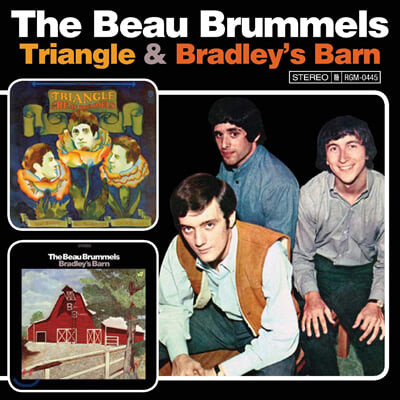 The Beau Brummels (보 브러멜스) - Triangle/Bradley's Barn