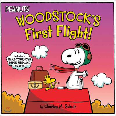 Woodstock's First Flight!