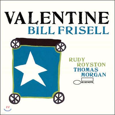 Bill Frisell (빌 프리셀) - Valentine [2LP]