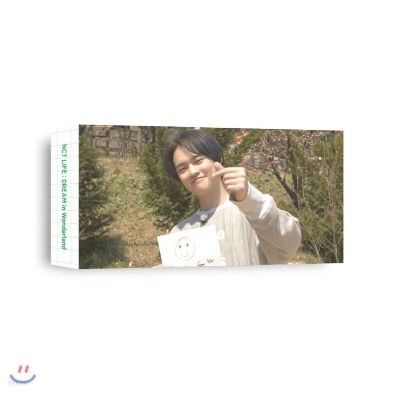[CHENLE] NCT LIFE : DREAM in Wonderland 플립북 + 포토카드 SET