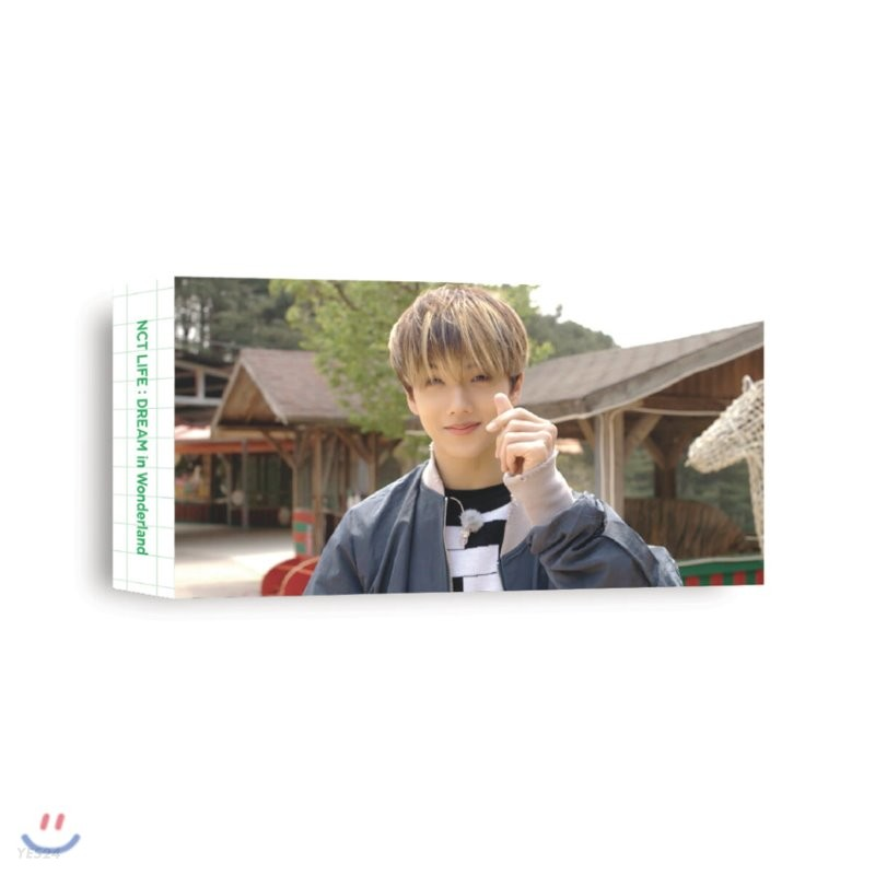 [JISUNG] NCT LIFE : DREAM in Wonderland 플립북 + 포토카드 SET