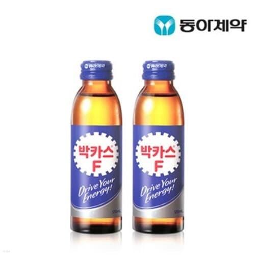 동아제약 박카스F 120mL 100병