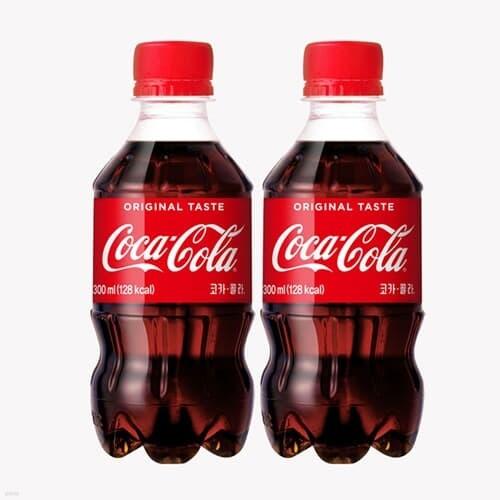 코카콜라 300mL 24펫