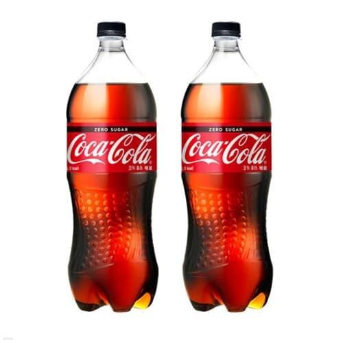 코카콜라 제로 1.5L 12펫