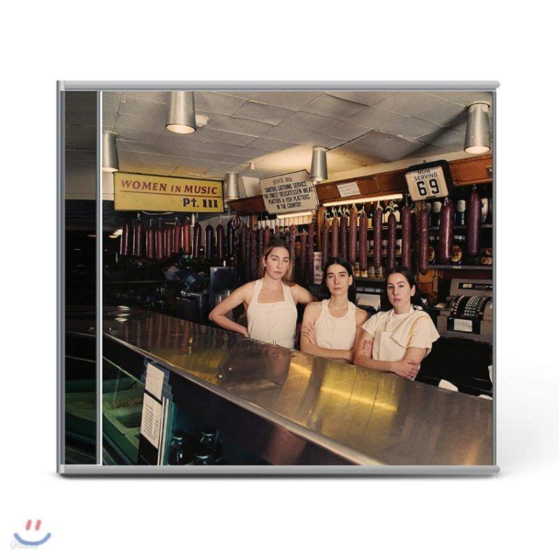 Haim (하임) - 3집 Women In Music Pt. III