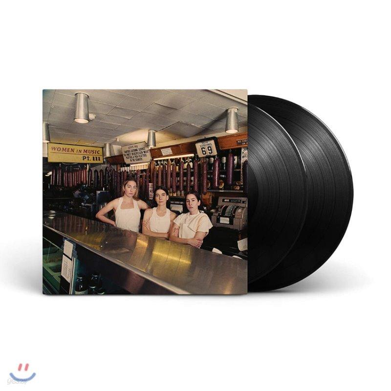 Haim (하임) - 3집 Women In Music Pt. III [2LP]