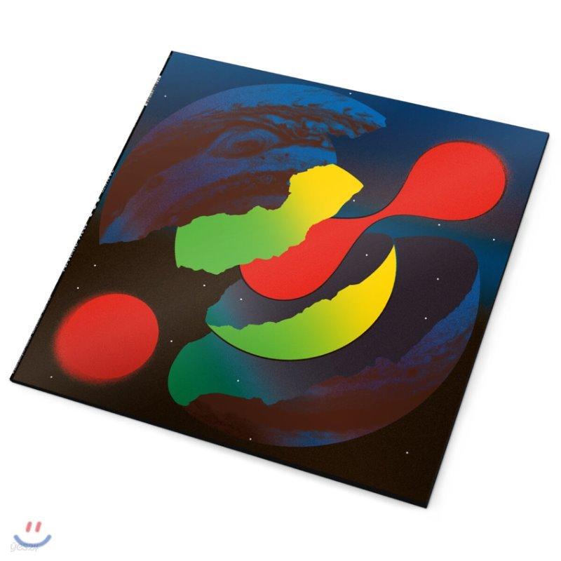 Baauer (바우어) - PLANET'S MAD [그린 & 투명 컬러 2LP]