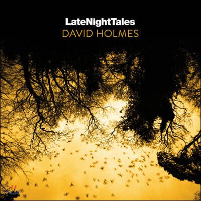 Night Time Stories 레이블 컴필레이션 앨범: 데이빗 홈즈 (Late Night Tales: David Holmes)