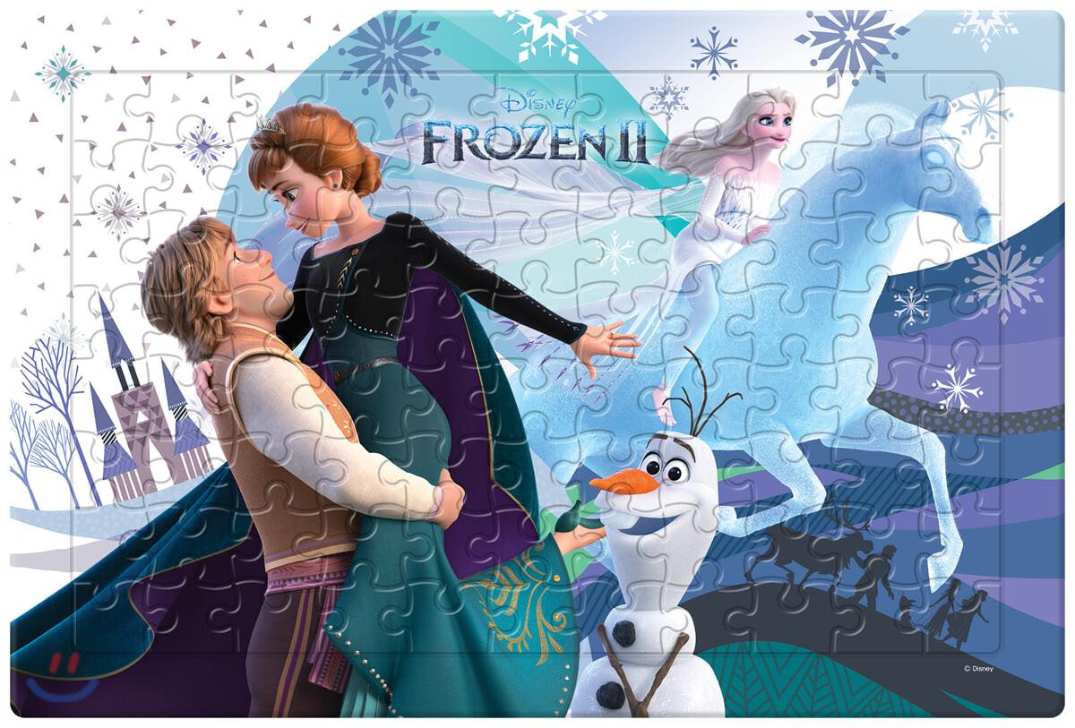판퍼즐 디즈니 겨울왕국 2 달리는 엘사