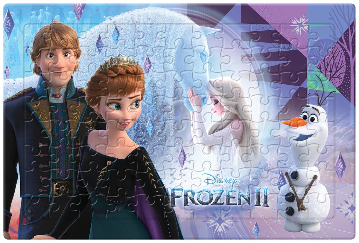 판퍼즐 디즈니 겨울왕국 2 이마를 맞댄 엘사