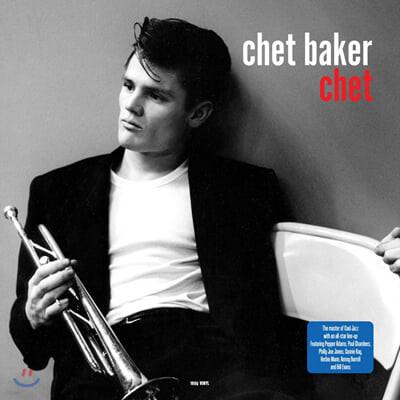 Chet Baker (쳇 베이커) - Chet [LP]