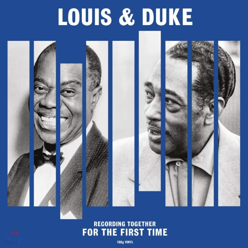 Louis Armstrong / Duke Ellington (루이 암스트롱 / 듀크 엘링턴) - Together for the First Time [LP]