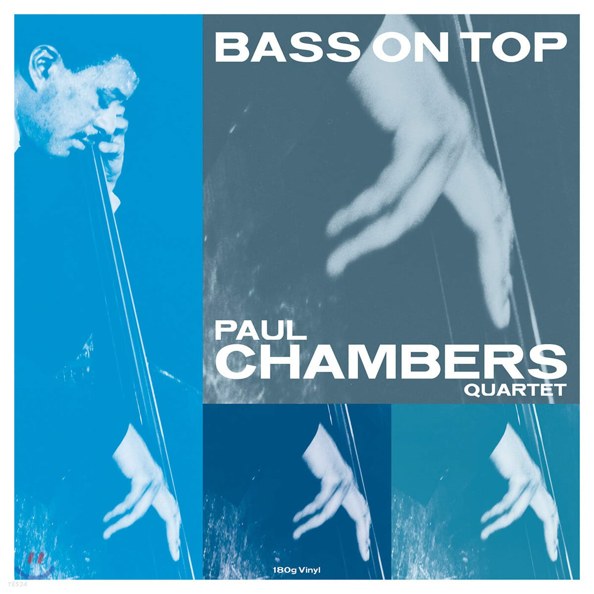 Paul Chambers (폴 챔버스) - Bass On Top [LP]