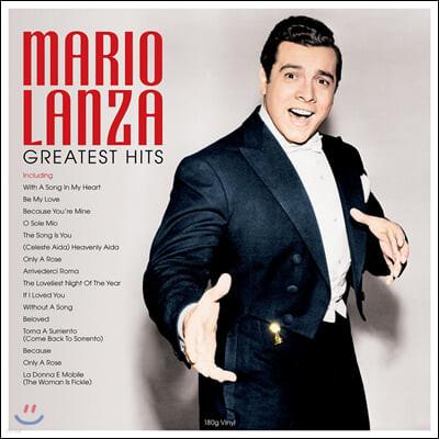 Mario Lanza 테너 마리오 란자 베스트 앨범 (Greatest Hits) [LP]