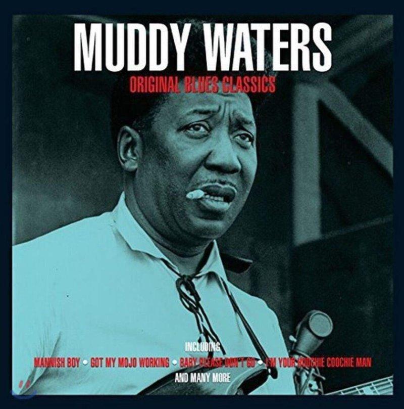 Muddy Waters (머디 워터스) - Original Blues Classics [LP]