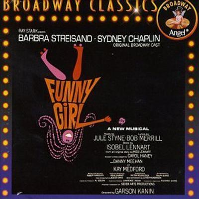 퍼니 걸 (Funny Girl - 1964 Original Broadway Cast) - Barbra Streisand