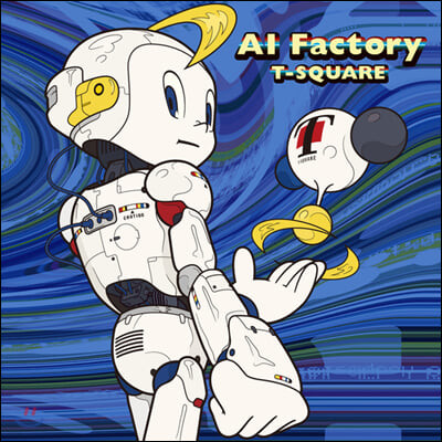 T-Square (티 스퀘어) - 47집 AI Factory [LP]