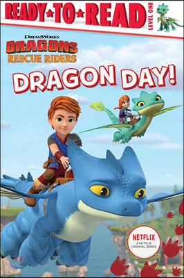 Ready to Read, Level 1 : Dragon Day!