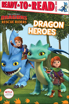 Ready to Read, Level 1 : Dragon Heroes