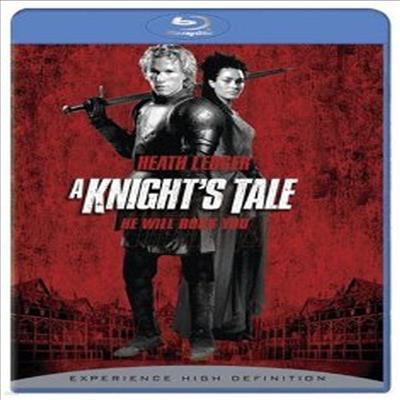 A Knight's Tale (기사 윌리엄) (2001) (한글자막)(Blu-ray)