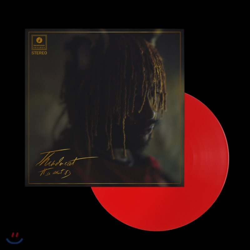 Thundercat (썬더캣) - 4집 It Is What It Is [레드 컬러 LP]
