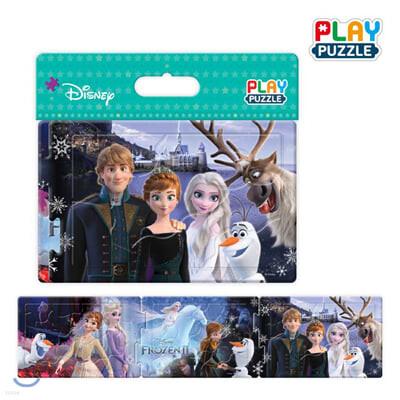 3단 퍼즐 디즈니 겨울왕국 2