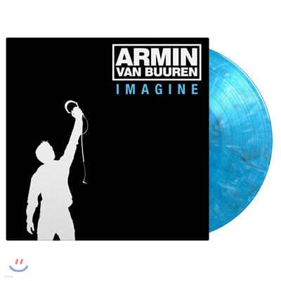 Armin Van Buuren (아민 반 뷰렌) - 3집 Imagine [블루 마블 컬러 2LP]