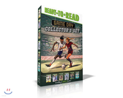 Game Day Collector's Set: First Pitch; Jump Shot; Breakaway; Slap Shot; Match Point; Dive in