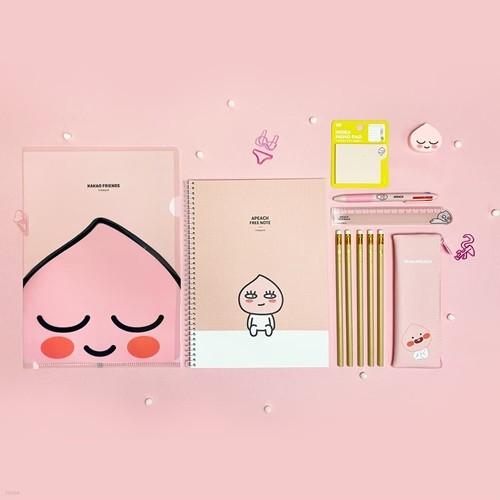 카카오 복주머니 센스 뿜뿜 문구세트 선물세트