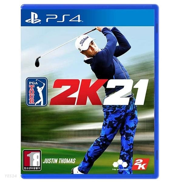PS4 PGA투어 2K21 / PGA 골프 한글판