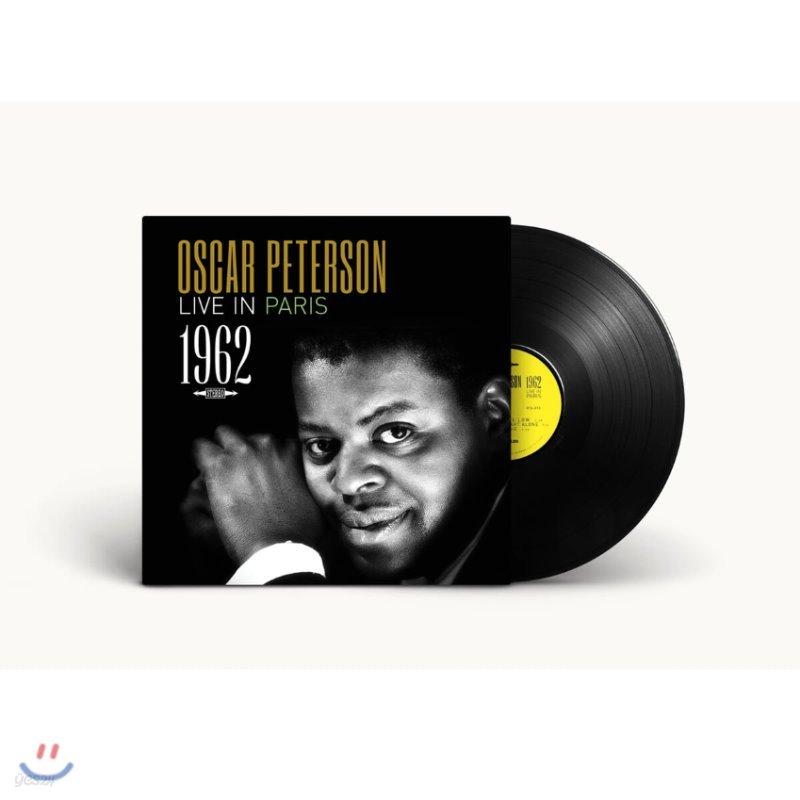 Oscar Peterson (오스카 피터슨) - Live in Paris 1962 [LP]