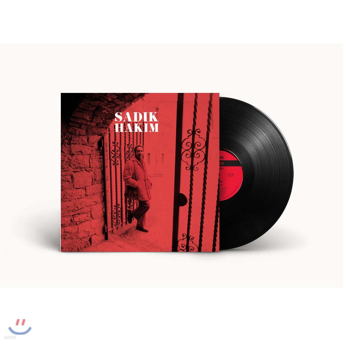 Sadik Hakim (사딕 하킴) - Sadik Hakim (London Suite) [LP]