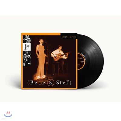 Bet.e & Stef (베티 앤 스테프) - 1집 Jazz/Bossa Nova [LP]