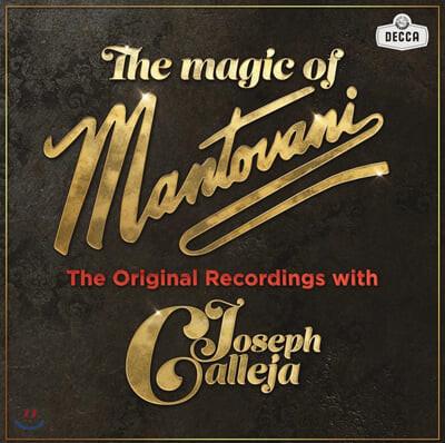 Joseph Calleja 요제프 칼레야 - 뮤지컬, 영화음악 노래집 (Mantovani & Me)[LP]