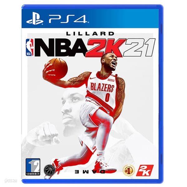 PS4 NBA 2K21 한글판 / 특전포함