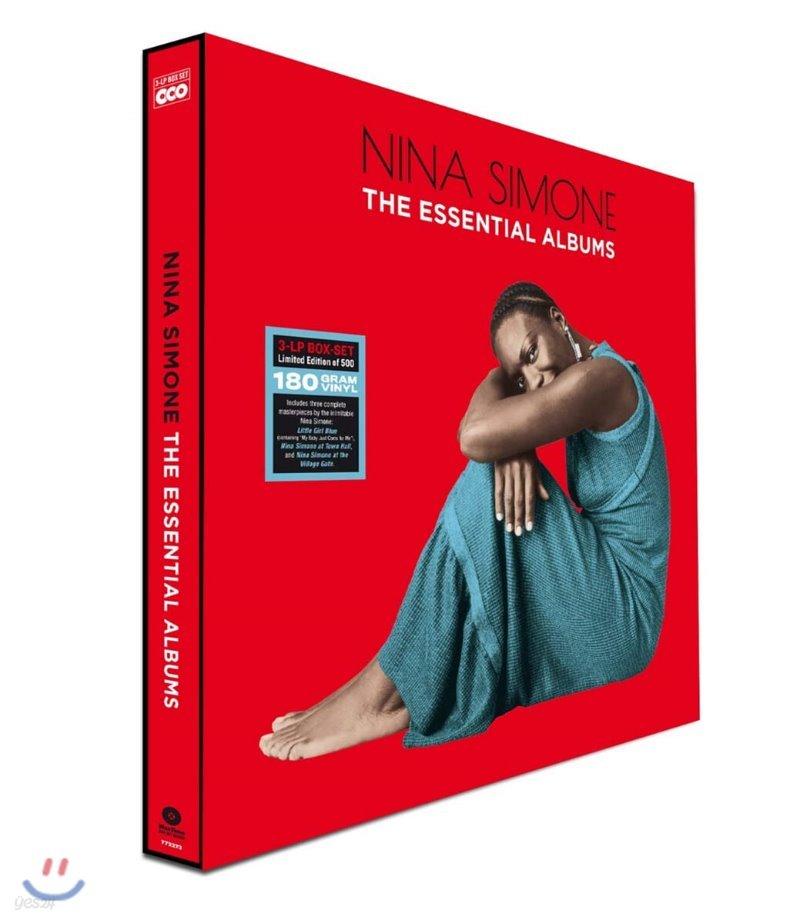 Nina Simone (니나 시몬) - The Essential Albums [3LP]