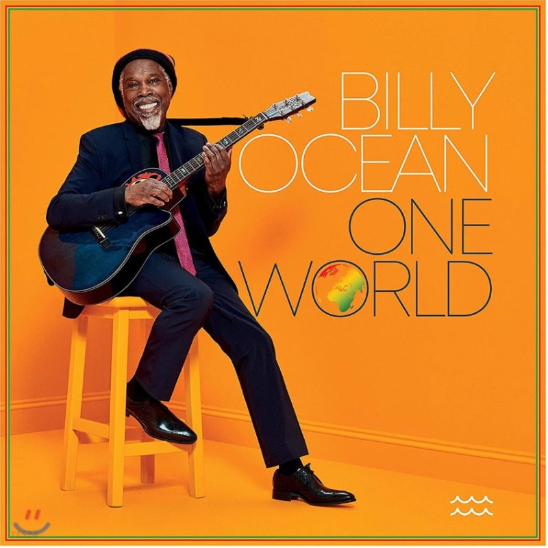 Billy Ocean (빌리 오션) - 11집 One World