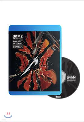 Metallica (메탈리카) - S&M 2 [블루레이]